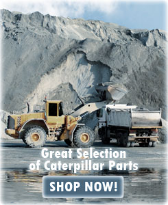 Great selection of Caterpillar Parts