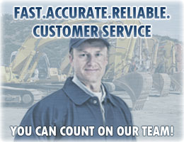 Fast. Accurate. Reliable. You can count on our team!
