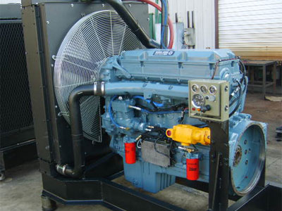 Detroit Diesel Series 60 Engine