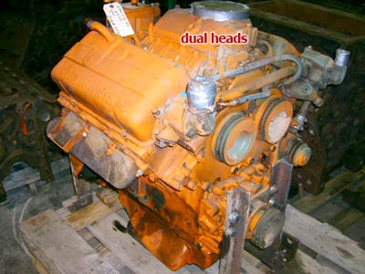 Detroit Diesel V53 engine
