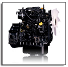 Genuine Isuzu Parts for 3-Cylinder Diesel Engines