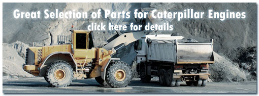 Parts for Caterpillar Diesel Engines