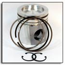 Piston Kits for Perkins 800 Series Diesel Engines