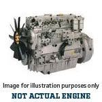 R-AB50444: Perkins Remanufactured 1004.4T Engine