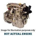 R-LE70163: Perkins Remanufactured 4.236 Engine