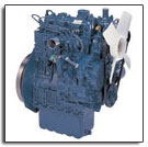 Kubota 05 Series Diesel Engines