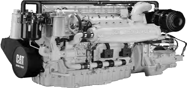 Caterpillar Engine 3126B